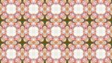 Gorgeous Oriental Flower Lotus Fancy Gem Background.Buddhism Mandala Flower,kaleidoscope,oriental Re stock footage