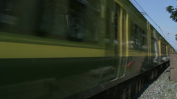 Dart Train Stock Video Footage