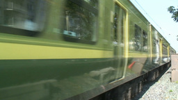 Dart Train Footage