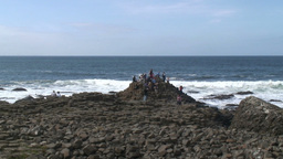 Giant Causeway Footage