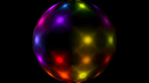 Mirror ball.glass,concert,entertainment,illumination Animation