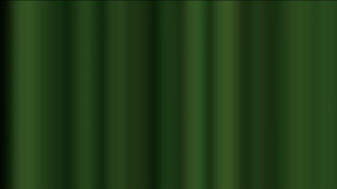 Green curtain... Stock Video Footage