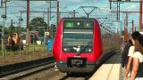 High speed train 2 Footage