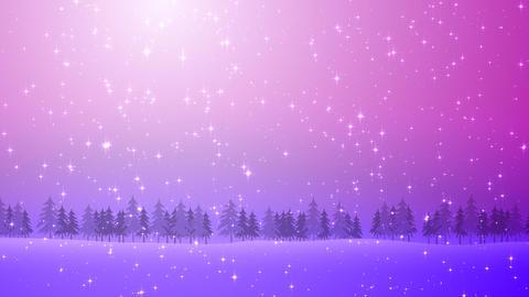 Winter Snow Bl2 HD Animation