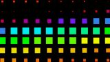 Color Square Matrix Background,Color Square Matrix, Disco Light,holiday,Game,Electronics,Fireworks,s stock footage