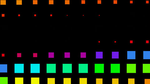 color square matrix background,Color square matrix, disco light,holiday,Game,Electronics,Fireworks,s Animation
