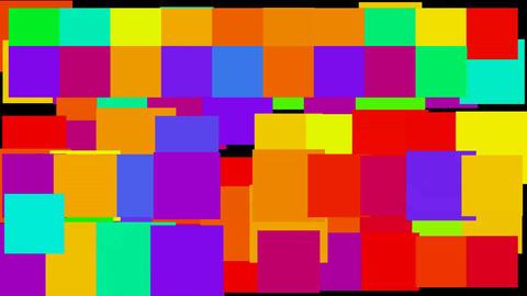 color blocks shine,irregular,rectangle,pattern,energy,power,fun,dance,music,joy,happiness,happy,youn Animation