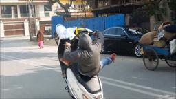 Dangerous Bike Stunt/Bike Stunt/ Two Wheeler Stunt Footage
