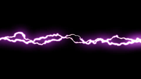 Lightning. HD 1080p. Loop-able Stock Video Footage