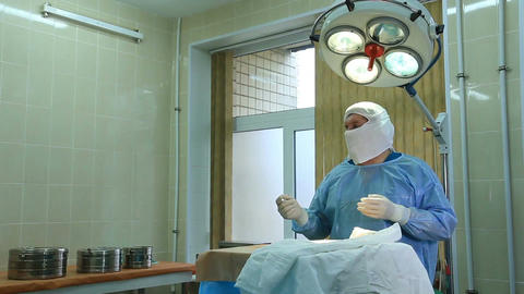 Operation: oncosurgery Footage