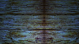 Rolling weathered wood background Footage