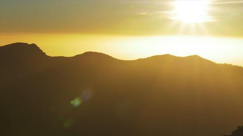 1080p, Sunrise at Roque De Las Muchachos, La Palma Footage