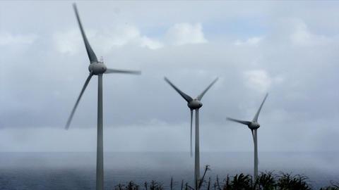 1080p, Windmills, Wind Turbines, Wind Generators Live Action