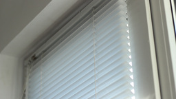 Blinds on Window Footage