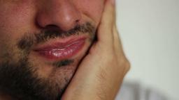 Man Complains Toothache Live Action