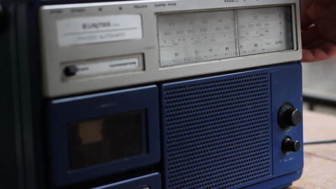 Retro Radio Station Search Live Action