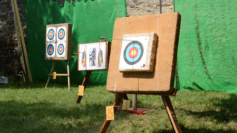 Targets for Arrows Live Action