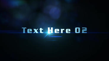AE Cool Title フルHD Plantilla de After Effects