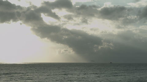 seaside sunrise Live Action