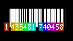 Barcode Footage