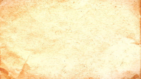 Empty Aged Paper Background Animation