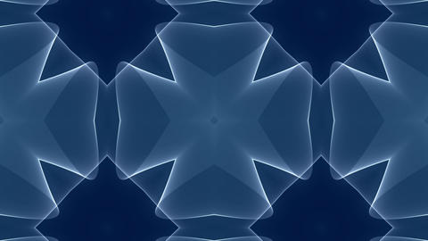 dimension graph blue Kaleida Animation