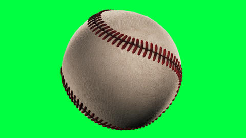 BaseBall, loop seamless, alpha channel Animation