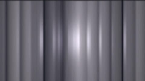 gray stage curtain,metal... Stock Video Footage