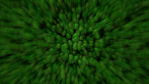 abstract green cells and virus background,blur light.alveolus,bacterium,biology,cell,flow,illness,ma Animation