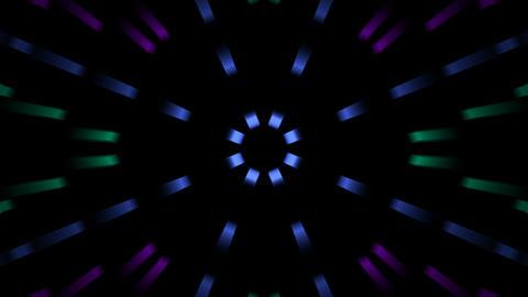 shine circle disco... Stock Video Footage