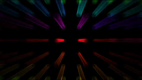 color stage rotate disco neon rays light.bright,color,flare,glowing,lens,light,line,pattern,vibrant Animation