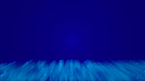 blue optical fiber and... Stock Video Footage