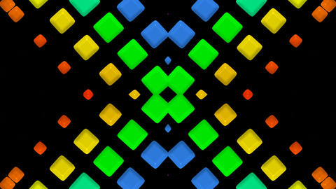 color mosaics matrix,flash disco light.engineering,light,machine,pattern,technology,pulse,luster,dis Animation