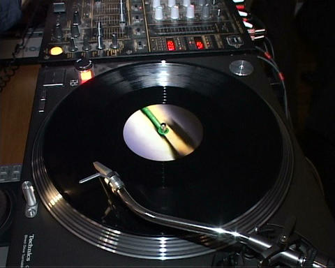 dj equipment Live Action