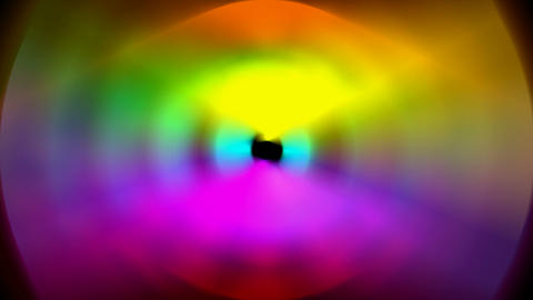 color round laser,disco light rays,computer CD... Stock Video Footage