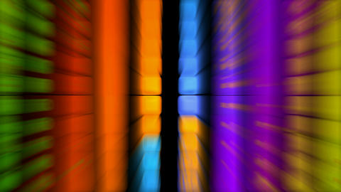 color block,light rays,computer web tech... Stock Video Footage