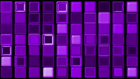purple glass rectangle matrix background.wall,block,palette,Brick Animation