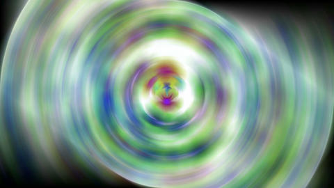 rotation deep circle tunnel,blur flower ripple.flash,waves,flare,glitter,glow Animation