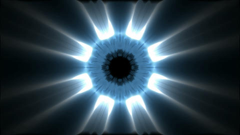 blue ray light.sun,star,aura,blue,calm,creative,dreamy,glitter,glow Animation