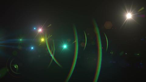 3D Galaxy 02 Stock Video Footage