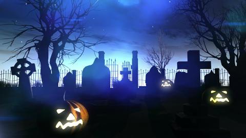 Halloween DOLLY 02 Animation