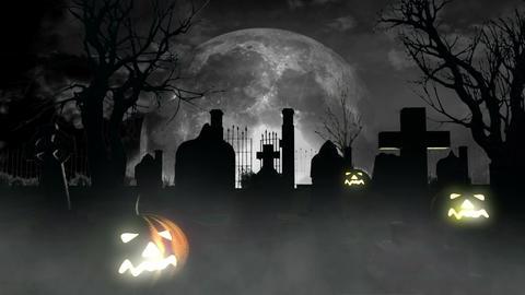 Halloween DOLLY 06 Animation