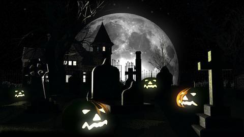Halloween v2 01 Stock Video Footage