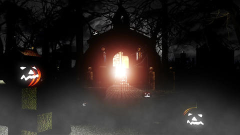 Halloween v3 02 Stock Video Footage