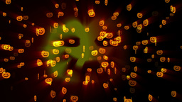 Happy Halloween 08 Stock Video Footage
