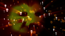Happy Halloween 12 Stock Video Footage