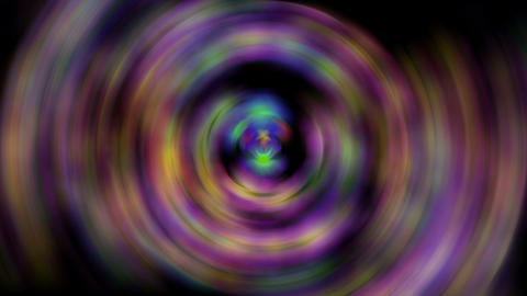 rotation deep circle tunnel,aura,blur flower ripple.flash,waves,flare,glitter,glow Animation