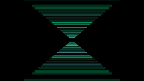 Triangular Gradient,Time Tunnel,channel,technology,science fiction,future,Design,pattern,symbol,drea Animation