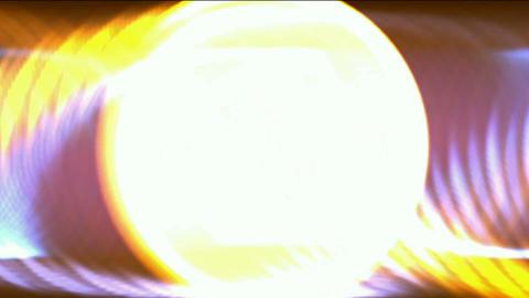 Animation of brilliant light... Stock Video Footage