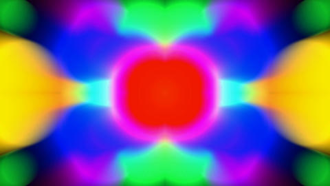 Shine color fancy pattern light,disco... Stock Video Footage